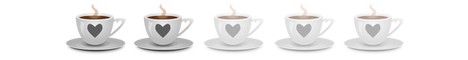 2 Teacups